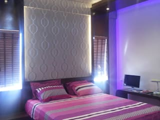 Private Client At Sahakarnagar Bangalore:   by Arka Interio