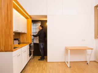 Дома в стиле минимализм от Beriot, Bernardini arquitectos Минимализм