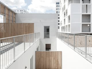 Interior design by ANTONINI DARMON architects