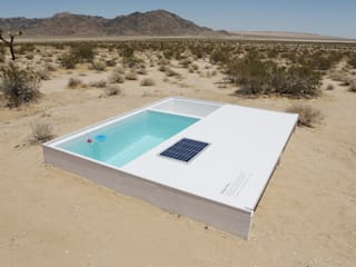 Pool by Alfredo Barsuglia, Modern