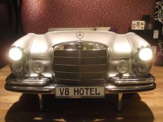 Auto Betten Schlafzimmer von Automöbeldesign