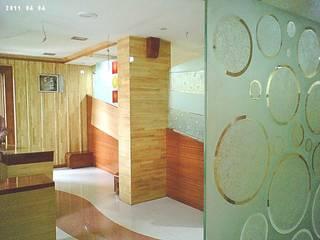 HITECH Builders vsp: modern  by NAQSHA Design Solutions,Modern