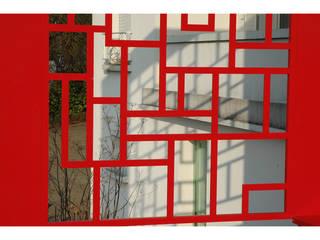 Gazonfier: Maisons de style de style Moderne par guillaume payeur architecte