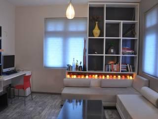 Arbeitszimmer von Dhruva Samal & Associates, Minimalistisch