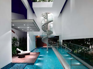 Kolam Renang by HYLA Architects