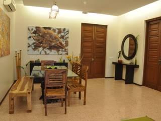 Esszimmer von Dhruva Samal & Associates, Modern