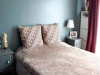 Appartement Bohème: Chambre de style  par Harfang Decoration