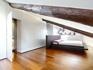 Houses by G*AA - Giaquinto Architetti Associati, Minimalist