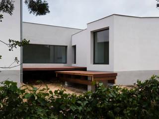 Villa Oph'Ouse Maisons minimalistes par Frédéric Saint-cricq Architecte Minimaliste