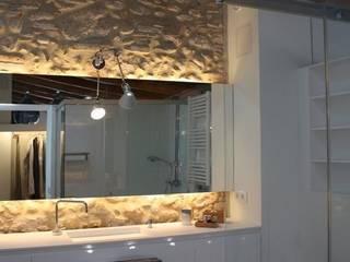 Salle de bain rurale par TONO BAGNO | Pasión por tu baño Rural