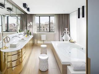 Casas de banho modernas por TONO BAGNO | Pasión por tu baño Moderno