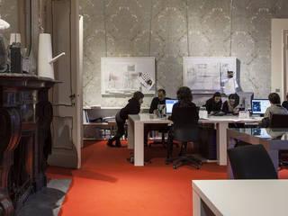 Studio Giraldi Associati Architetti: Studio in stile  di Giraldi Associati Architetti