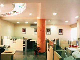 Office of BVQI:   by kavita bhaleraio design studio