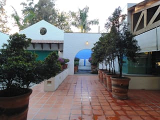 Taller Luis Esquinca Country style houses