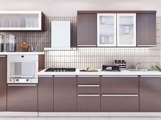 Modular Kitchen:   by K7 Lifestyle