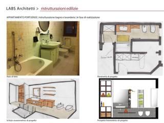 Appartamento Portuense di Labs architetti