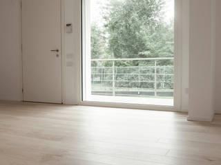 Villa Biancocubo Soggiorno minimalista di Marg Studio Minimalista