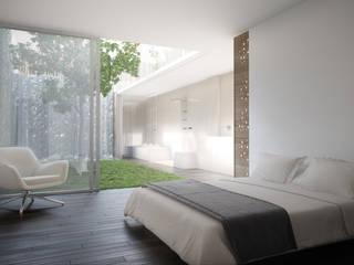 D/219 INTERCON Dormitorios de estilo moderno
