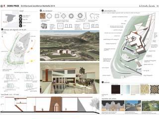 La Estrella Secreta di Labs architetti Mediterraneo
