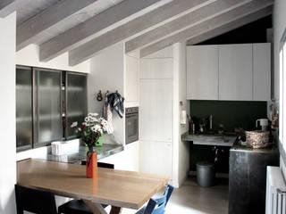 A02 | RISTRUTTURAZIONE APPARTAMENTO BOLOGNA Matteo Spattini Architetto Case