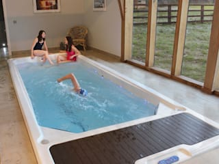 Riptide Nautilus Super Pro Swim Spa:   by Hot Tub Barn