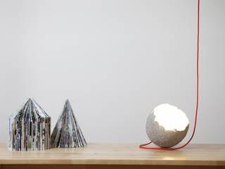O lamp:  in stile  di Fabio Romenici Design