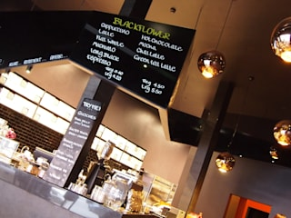 Blackflower Patisseries -Australia:  Gastronomy by Corner-S Architectural Design (Australia)