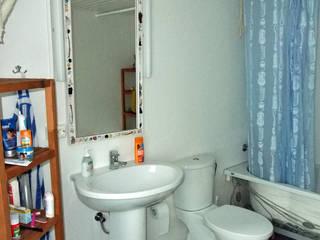 Büro für Solar-Architektur Colonial style bathroom