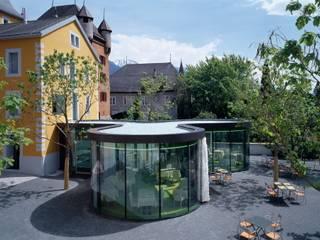 HOTEL DE LA POSTE par François MEYER ARCHITECTURE