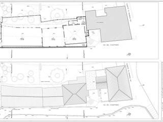 Tav. 3 (Stato attuale):  in stile  di Alessio Costanzo Architetto