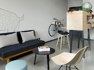 MIKILI Sonderedition für 25hours Hotel Bikini Berlin:   von MIKILI – Bicycle Furniture