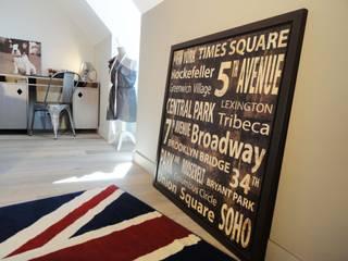 Restructuration d'un étage: Chambre de style de style Classique par agence ine