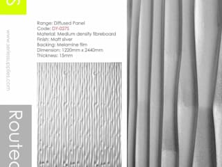 Wall Panelling for interior designers:   by series supplies,