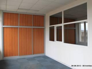 Ancienne vue des bureaux:  de style  par 3B Architecture