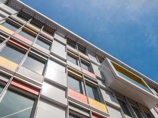 Malakoff Paul Bert Espaces de bureaux par braun + associés architectes