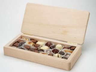 Wooden Storage Box: modern  by Wooden Gift Company,Modern