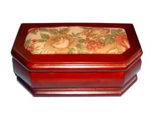 Jewelry Storage Box: modern  by Wooden Gift Company,Modern
