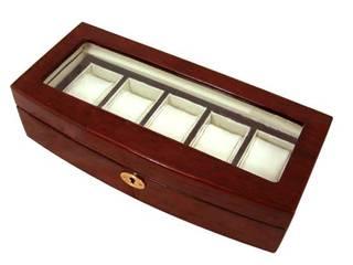 Watch Storage Box: modern  by Wooden Gift Company,Modern