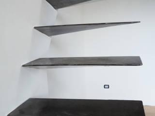 Couloir, entrée, escaliers de style  par ARCHITETTURE & DESIGN