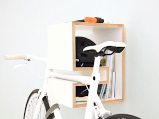 Salon de style  par MIKILI – Bicycle Furniture