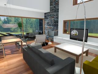casa B Erredeeme Arquitectos slp Casas