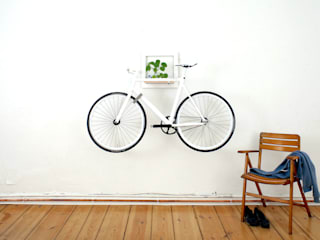 MIKILI – Bicycle Furniture SalonesEstanterías