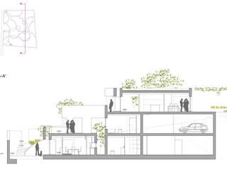 casa 3c Erredeeme Arquitectos slp Casas