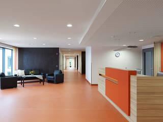 GPZ Detmold:  Krankenhäuser von BREITHAUPT ARCHITEKTEN