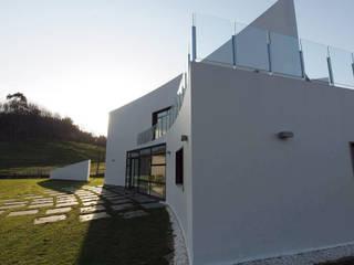 casa klip Erredeeme Arquitectos slp Casas de estilo moderno