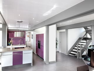 de estilo  de Myotte-Duquet Habitat, Moderno