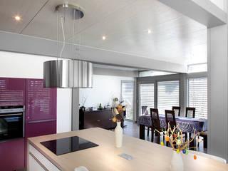 Transparence par Myotte-Duquet Habitat Moderne