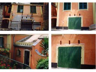 restauro e decorazione di facciate di INDUSTRIA DELL'ARTE Classico