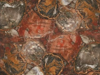 Gemstone Tiles / Slabs 3D International Arts & Gems Dining roomDressers & sideboards