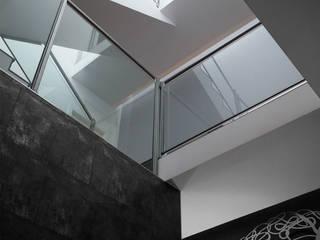 Casa Copete: Casas de estilo  de Carquero Arquitectura